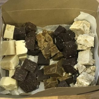 Vegan Mixed Fudge Box